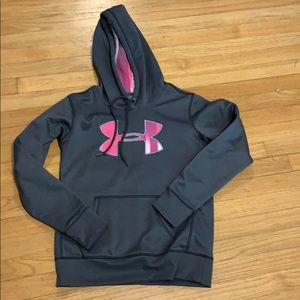 Classic under Armour hoodie